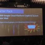 500 Google Cloud Platform Credit